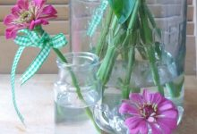 5 tips for arranging a bunch of flowers